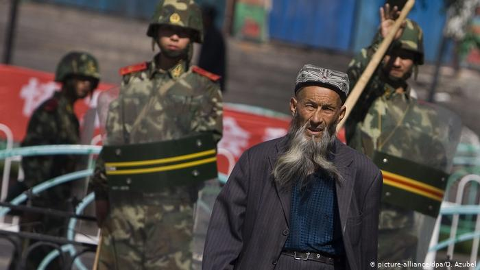 Xinjiang's residents are subjected to draconian methods of tracking and arrest