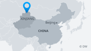 China's internment camps in Xinjiang province