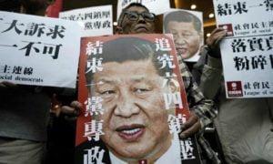 Photograph: Kin Cheung/AP