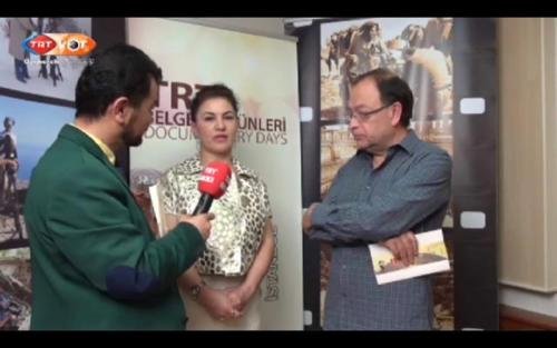 TRT Interview in Turkey